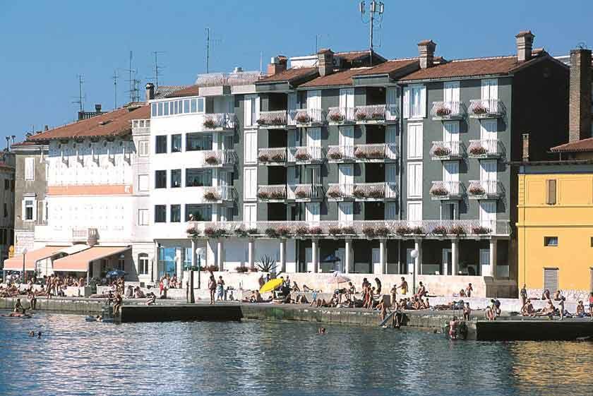 Hotel Piran, Piran, Slovenia - hotel exteriors 2.jpg